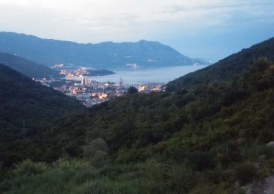 budva top hill